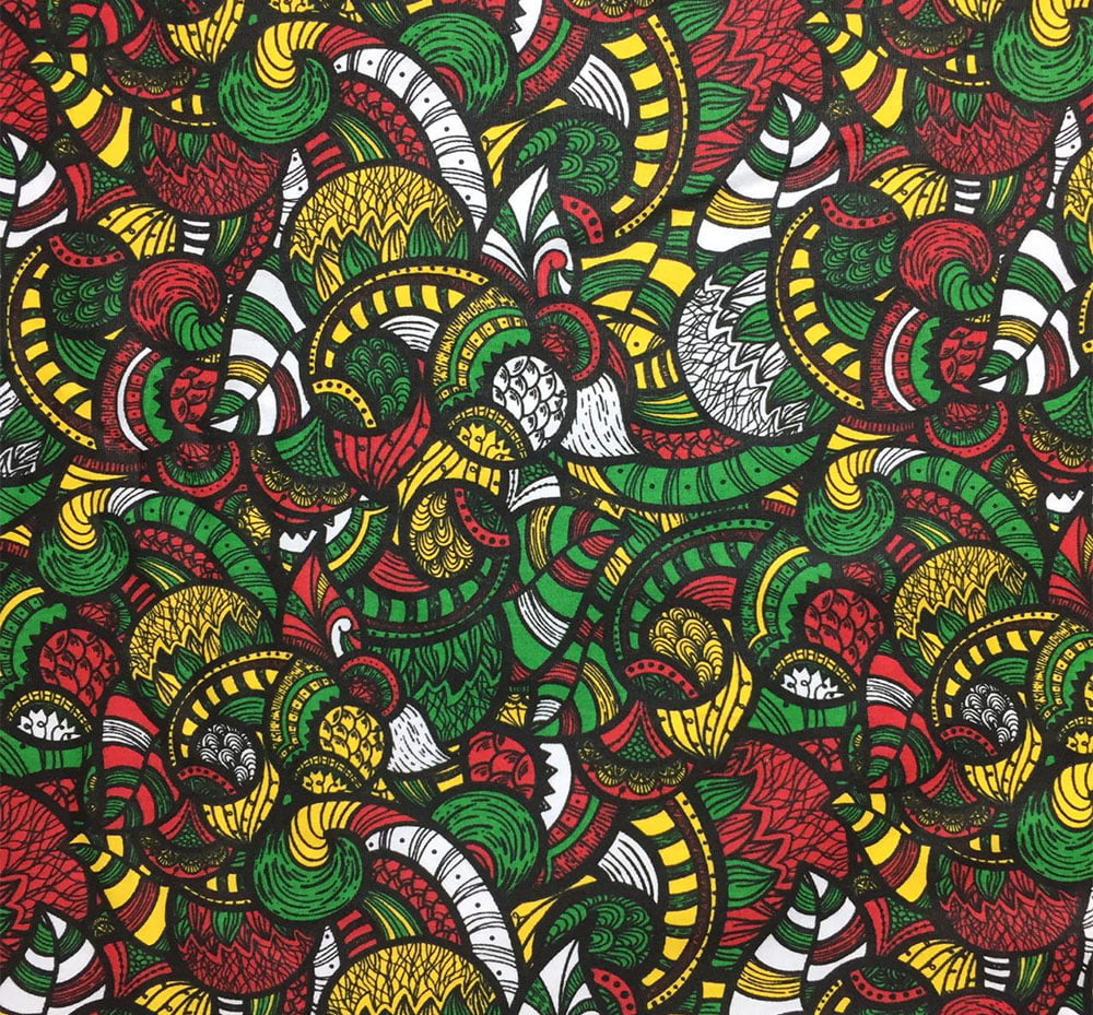 Tricoline Africa Verde