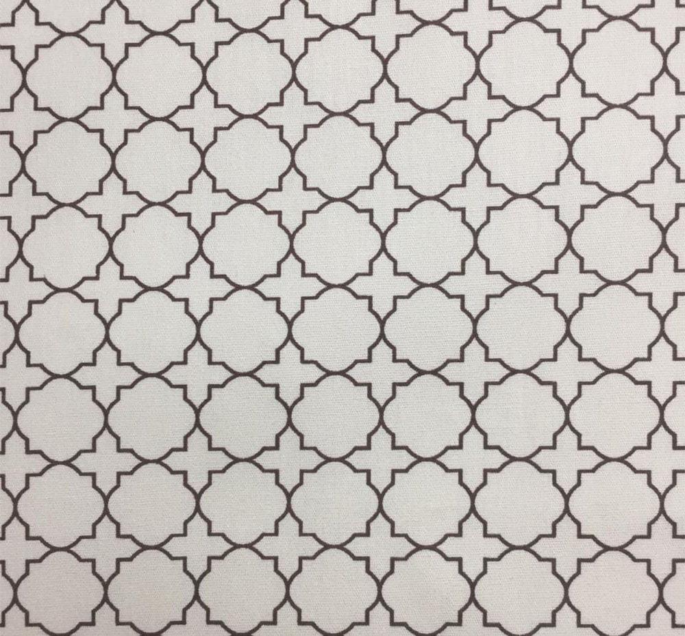 Tricoline Geometrico Bege