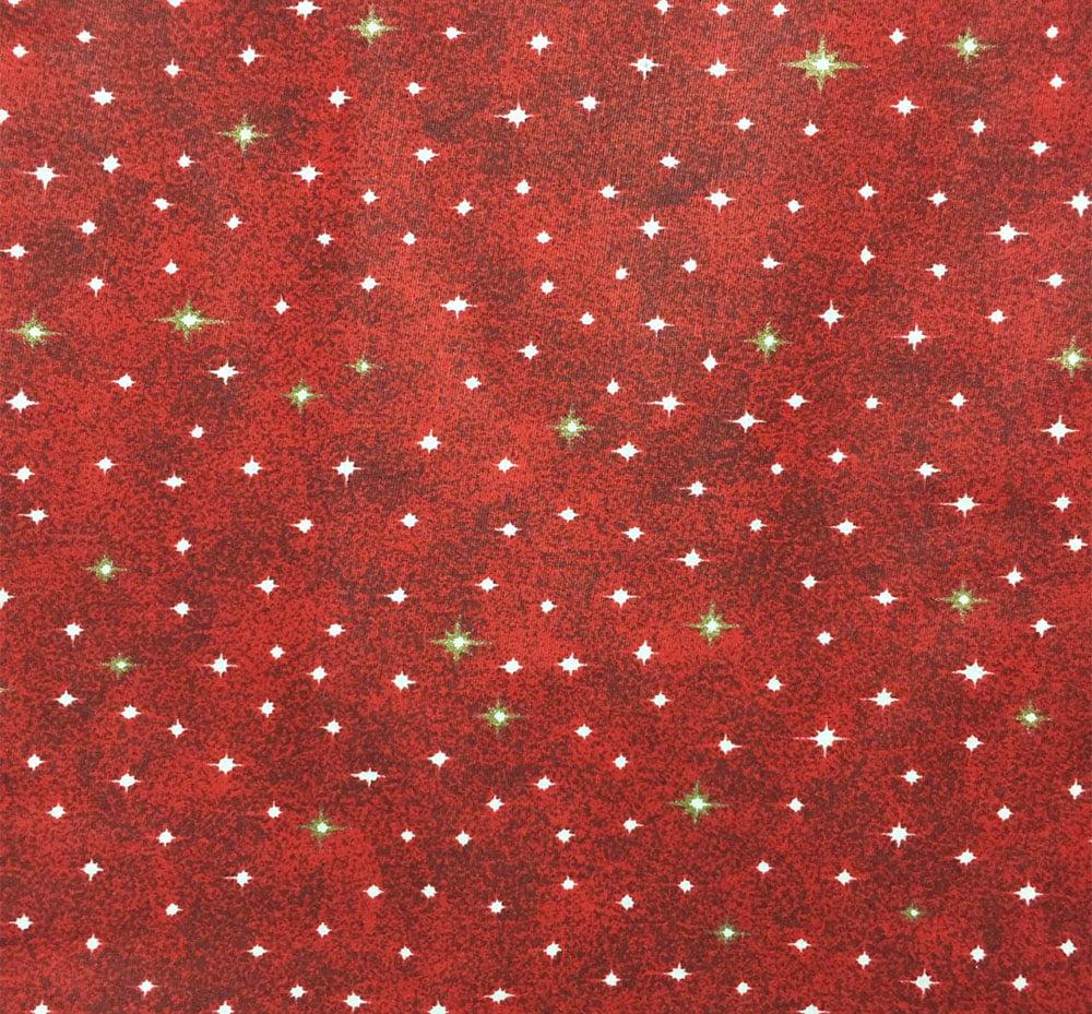 Tricoline Estrelas Natal